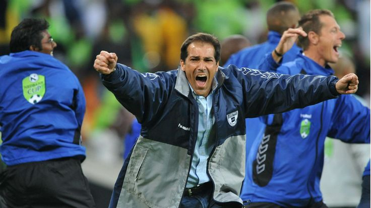 The PSL title is now Bidvest Wits' to lose, says Roger De Sa