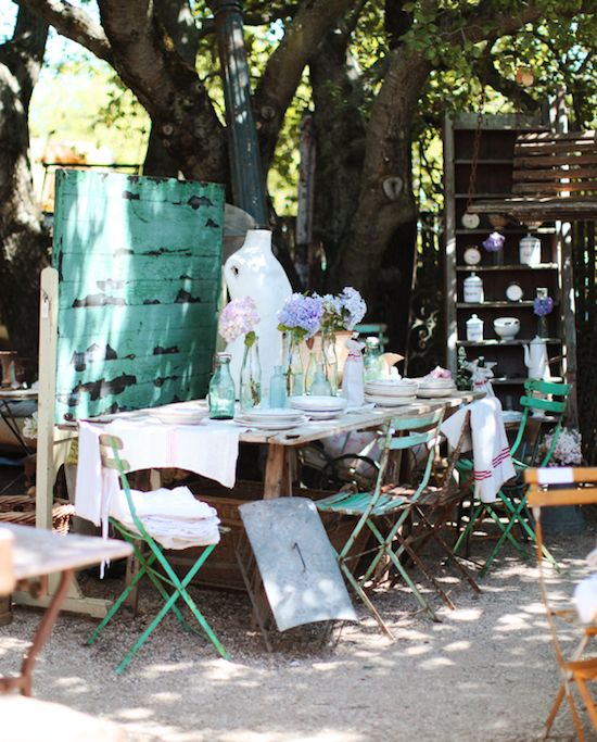 Country chic - outdoor