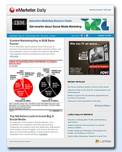 eMarketer Total Access  Your Guide to Digital  Decision-Making