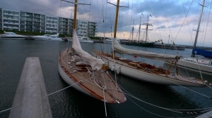 Copenhagen classic sailing boats 12 mRs