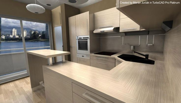 1000 images about turbocad on pinterest Kitchen design rendering software