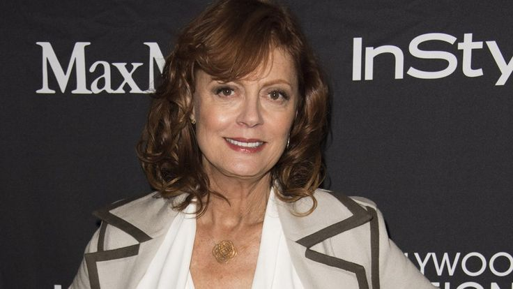 """Susan Sarandon Says Bernie Sanders' Hollywood Backers Are """"Afraid"""" to Be More Vocal - Hollywood Reporter"""