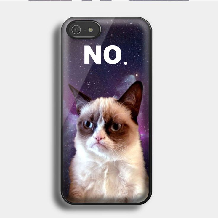 GRUMPY CAT for iPhone & Samsung galaxy Case
