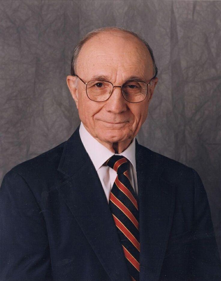 Edmund D. Pellegrino,M.D., Founding Director | Center for Clinical Bioethics | Georgetown University