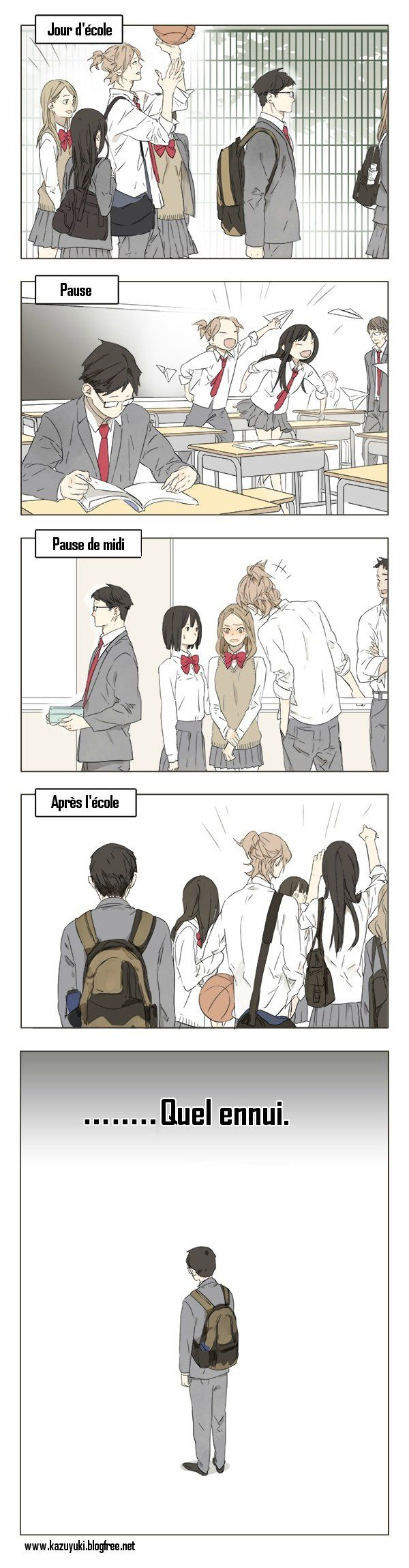 Tamen de Gushi - Page 10