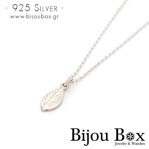 Necklace silver NESTO II Κολιέ ασημένιο NESTO II Check out now... www.bijoubox.gr #BijouBox #Necklace #Κολιέ #Handmade #Χειροποίητο #Greece #Ελλάδα #Greek #Κοσμήματα #MadeinGreece #Silver #925 #jwlr #Jewelry #Fashion