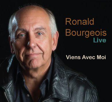 Dernier album de Ronald Bourgeois.