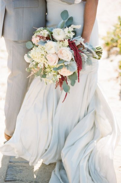 Romantic bouquet: http://www.stylemepretty.com/massachusetts-weddings/cape-cod/2015/02/23/whimsical-cape-cod-wedding/   Photography: Ruth Eileen - http://rutheileenphotography.com/