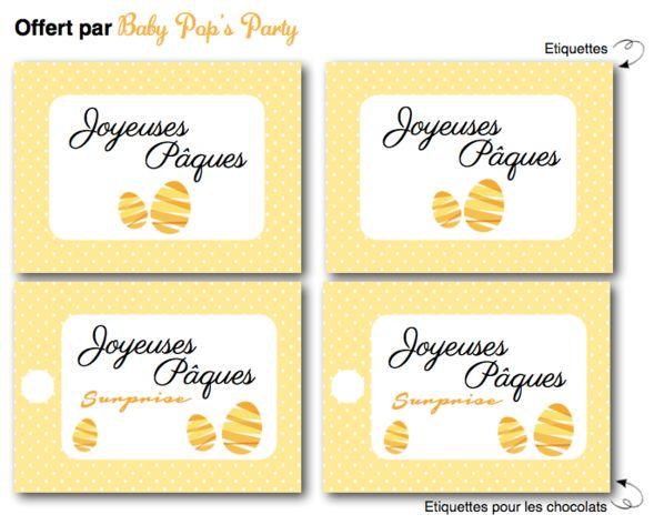 Les 111 meilleures images propos de paques sur pinterest - Etiquette de table gratuite a imprimer ...