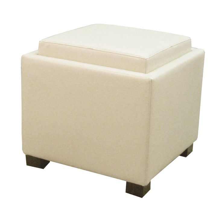 Venzia Storage Bonded Leather Square Ottoman - 25+ Best Ideas About Square Ottoman On Pinterest Square Ottoman