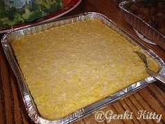 Vegan Corn Pudding Recipe