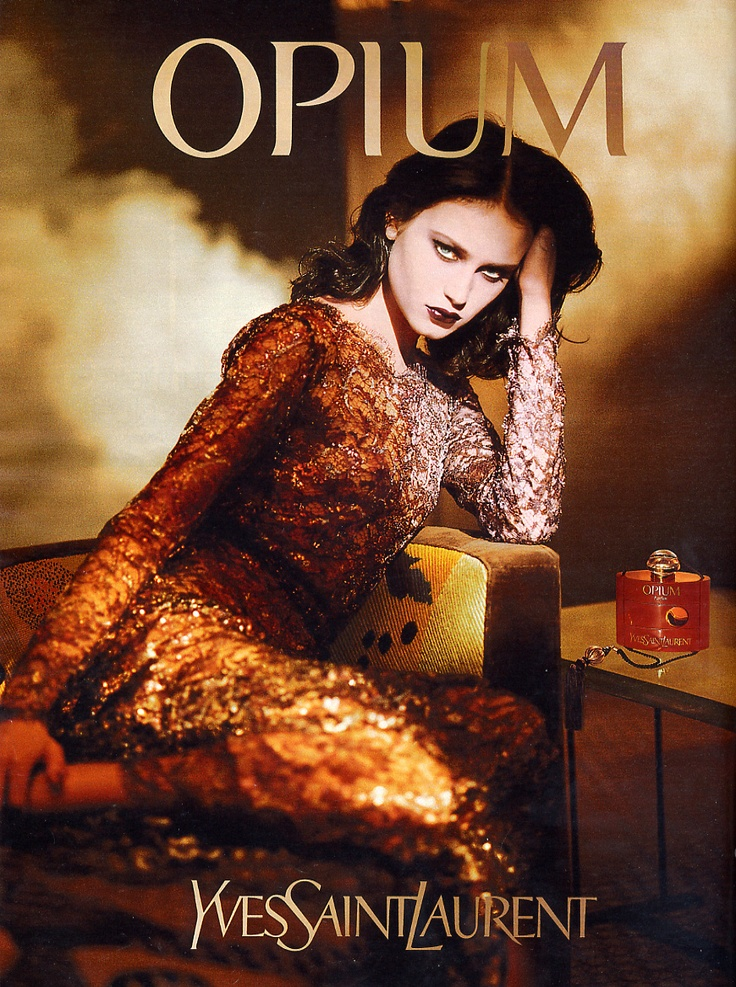 YSL ♥ Opium - Parfumerie et parapharmacie - Parfumeries - Yves Saint-Laurent