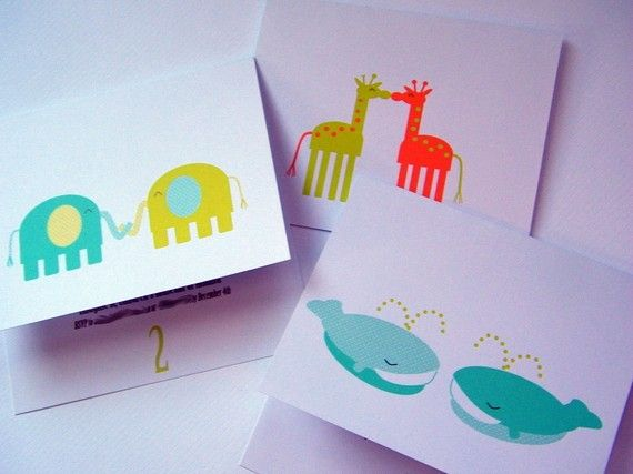 Noah's ark invitations! Yay I found them!  I saw these invitations a long time ago and loved them but I didn't have pinterest back them to keep track of them!