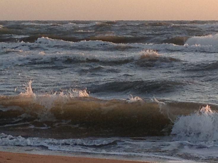 a volte il mare raggiunge il cielo
