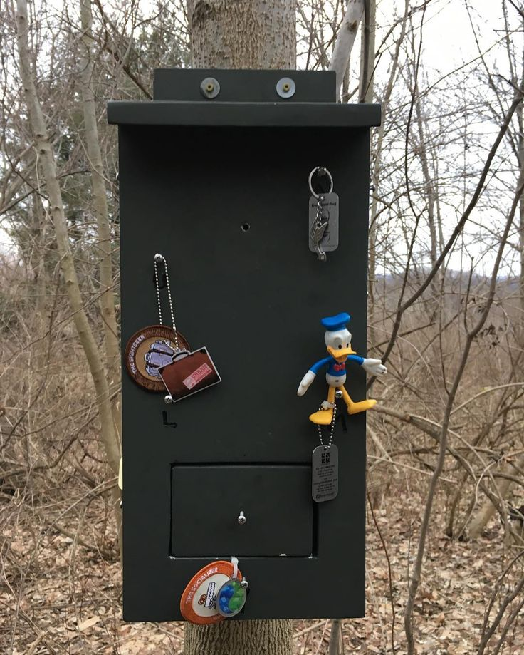 1630 Best Creative Geocache Containers Images On Pinterest