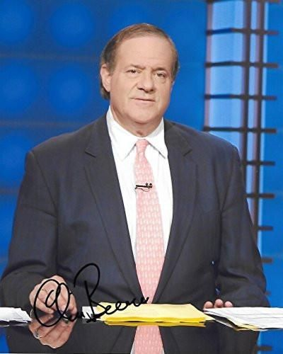 Chris Berman, ESPN, Sportscenter, Monday Night Countdown, Sunday NFL Countdown, Signed, Autographed, 8X10 Photo, a COA With The Proof Photo of Chris Signing Will Be Included