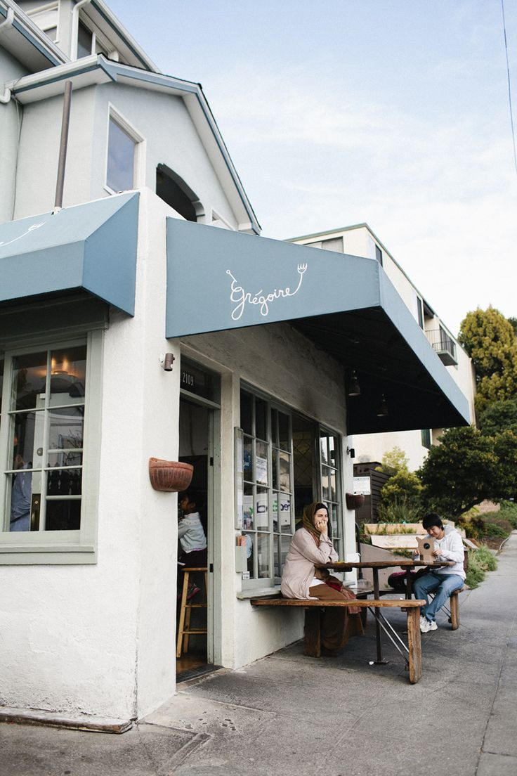 Gregoire berkeley california cafes to linger in for Restaurant saint gregoire