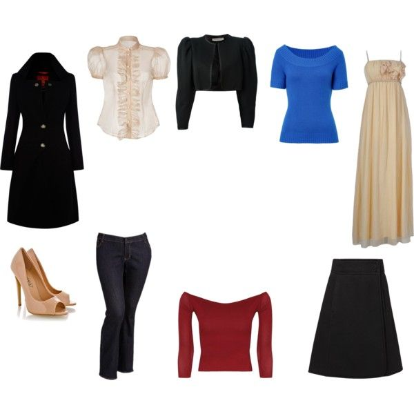 """10 wardrobe essentials for pear shaped women"": http://www.styled247.com/wardrobe-essentials-pear/"