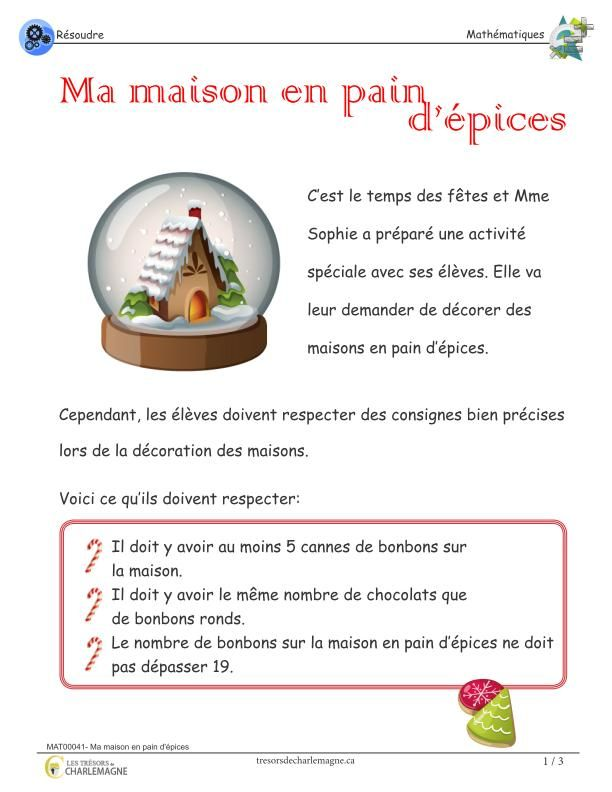 No l ma maison en pain d 39 pices ce document pr sente une for Decorer ma maison