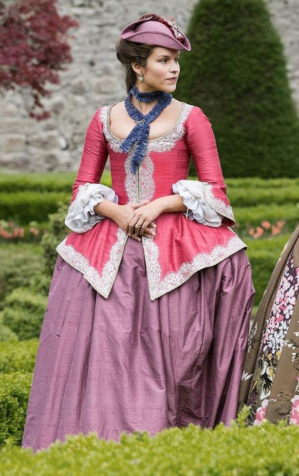 Les costumes de la série Outlander #5 | COSTUMES DE FILMS