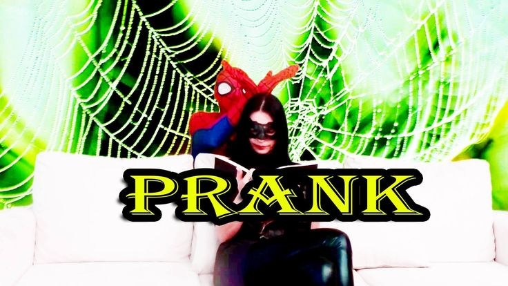 Spiderman in real life prank goes wrong Fighting with Catwoman funny vid...