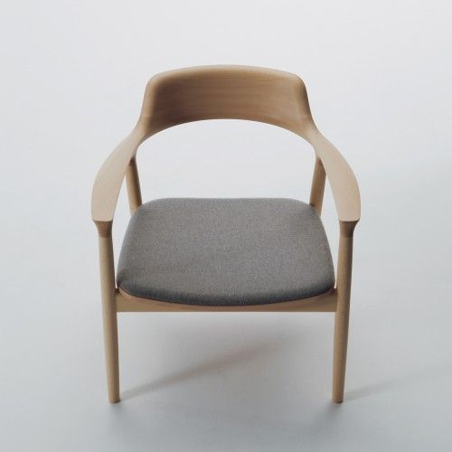 Maruni Japan, HIroshima chair, by Naoto Fukasawa.  Porportions, comfort, fine finish on wood feels like glass.