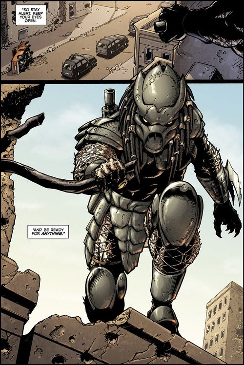 (Predator #1)
