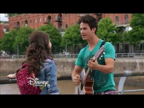 "Soy Luna - Simón le canta ""Eres"" - Capitulo 37 FULL HD - YouTube"