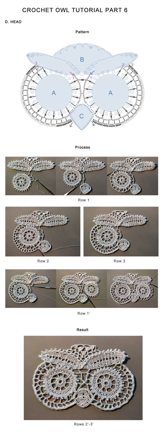 175 best owl images on pinterest modeling diy and doll finally found an owl crochet pattern in english bankloansurffo Gallery