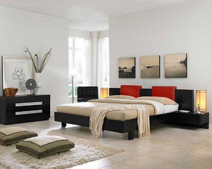 Habitacion de matrimonio moderna dormitorio silver with - Decoracion habitacion moderna ...