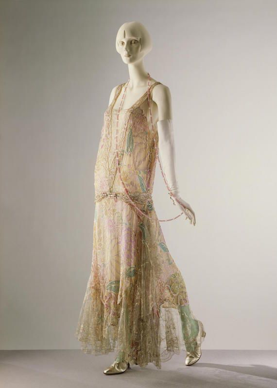 Roaring twenties fashion party dresses