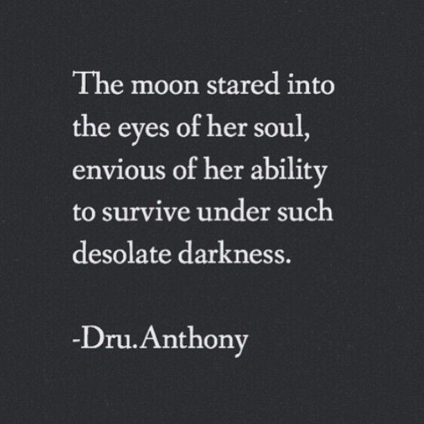 desolate darkness