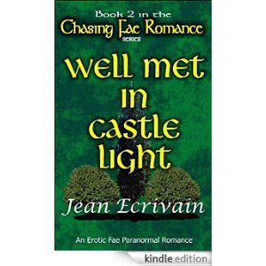 Jean Ecrivain's second book in the Chasing Fae Romance series is on countdown sale Dec 24-29 US/UK only. Only 99 cents. (free on Amazon Unlimited/Prime). http://www.amazon.com/dp/B00NF0LQGY  and http://www.amazon.co.uk/dp/B00NF0LQGY
