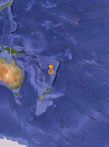 Η ΔΙΑΔΡΟΜΗ ®: Σεισμός 6,8 στα νησιά Φίτζι