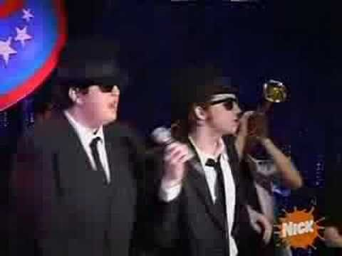 The Drake and Josh rendition of Soul Man. Perfect. :-)
