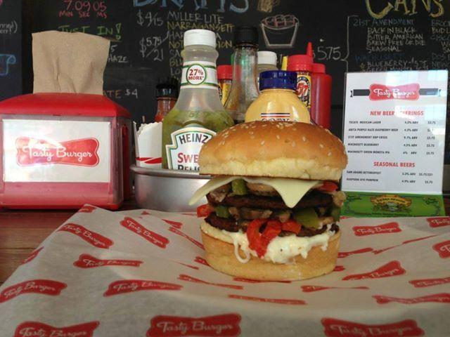 Tasty Burger - Boston, MA