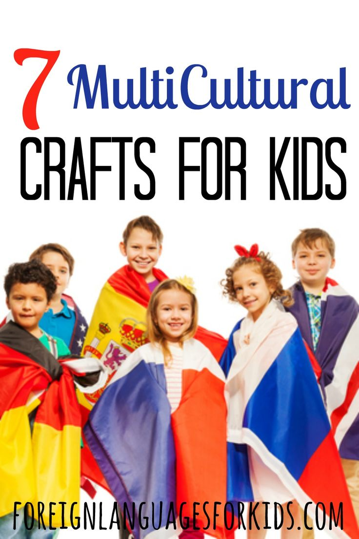 Not sure where to begin when it comes to teaching your  children multicultural lessons? We believe there's no better way to introduce cultural traditions than hands-on activities and crafts. Here are a few great multicultural crafts for kids.