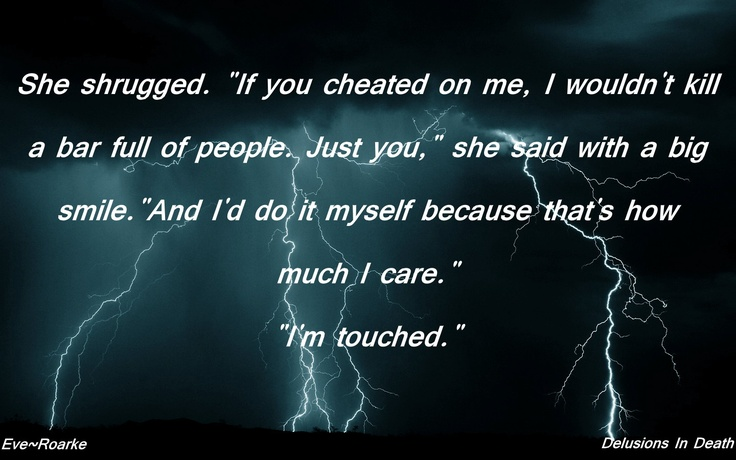 eve and roarke relationship