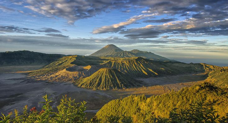Mount Bromo - The Beautiful Volcano