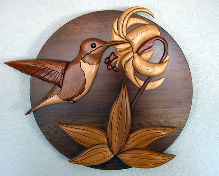 Woodwork Intarsia Woodworking Projects PDF Plans