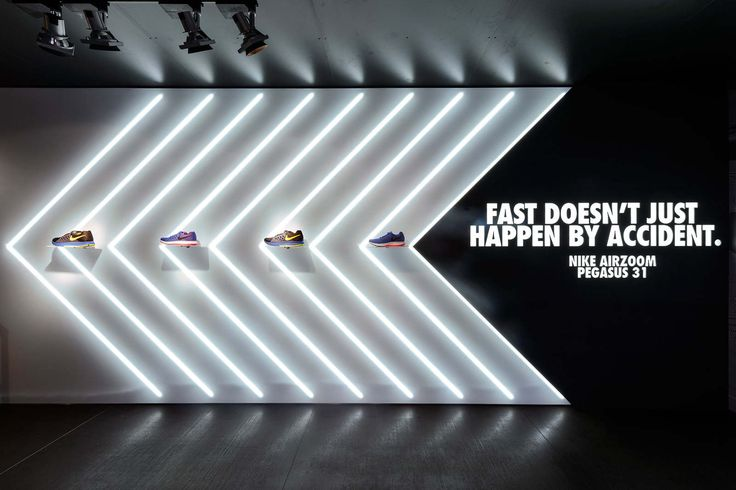 NIKE POP UP STORE - deform