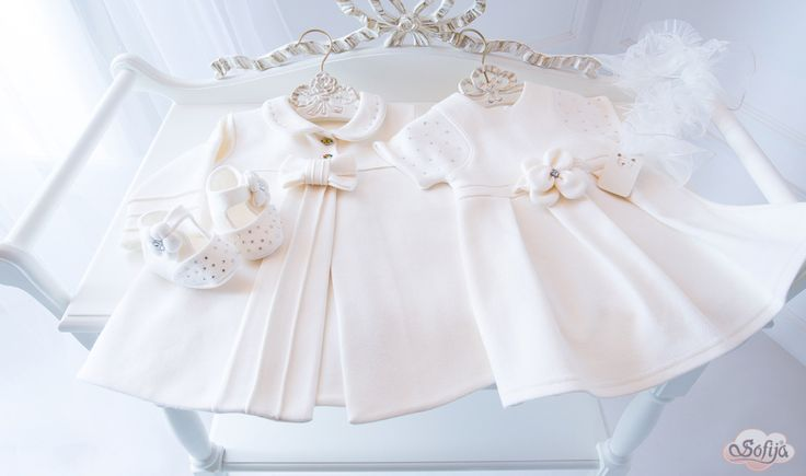 Płaszczyk i sukienka Miriam  www.sofija.com.pl  #sofija #ubranka #bawełna #dziecko #moda #kidsfashion #baby #kindermode #cotton #sweet #cute #ребенок