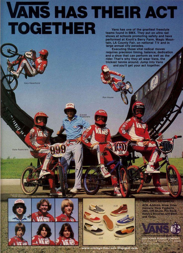 85 best advertisements images on Pinterest Advertising, Vintage - motocross sponsorship resume