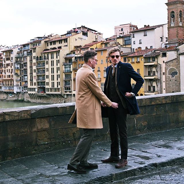 PIETER PETROS || FLORENCE I || When you want everything to be impeccable but your photographer thinks this would make the perfect shot. 😅😉Tell us about your favorite candid shot in the comments. #Florence1 #Sensatico1