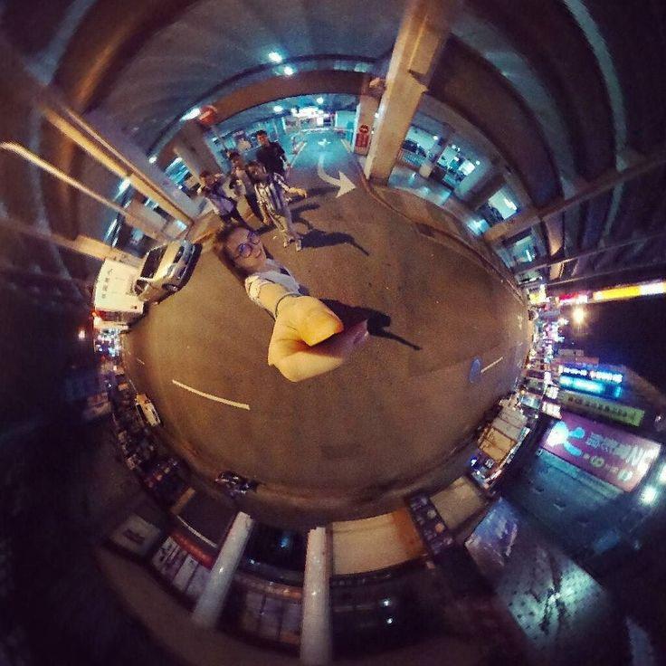 還好有你們一起回到大一鬧事 #原研社 #npust#love#crazy#happiness#theta #theta360 #lovely#campus#university#memories#ximending#taipei#taiwan#midnight #littleplanet #瑋の小星球 by maybe04561
