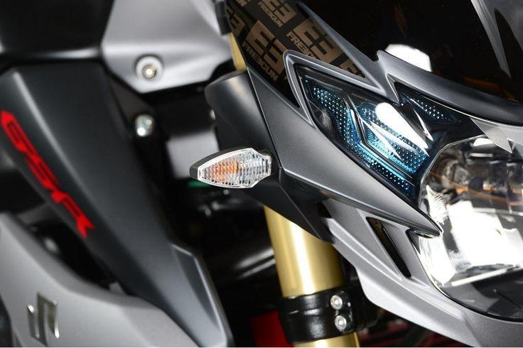 clube 299 Suzuki apresenta a nova GSR 750 Freegun edição limitada