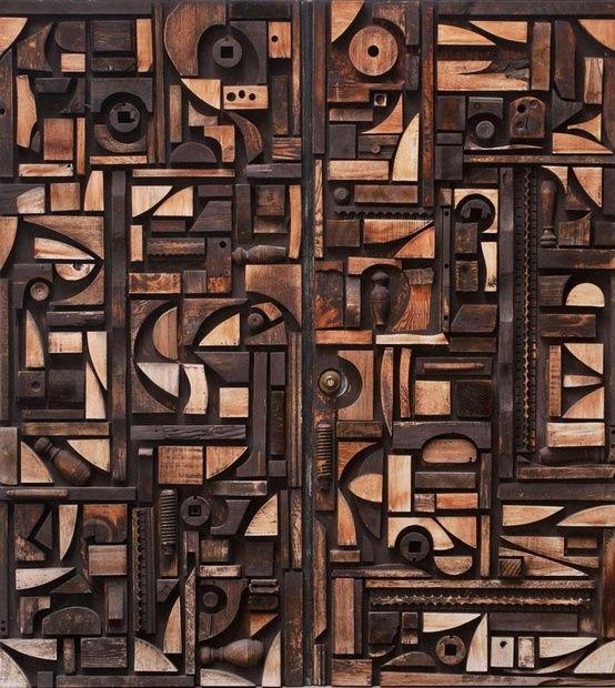 Wood carved doors - beautiful ❤...☆...♥