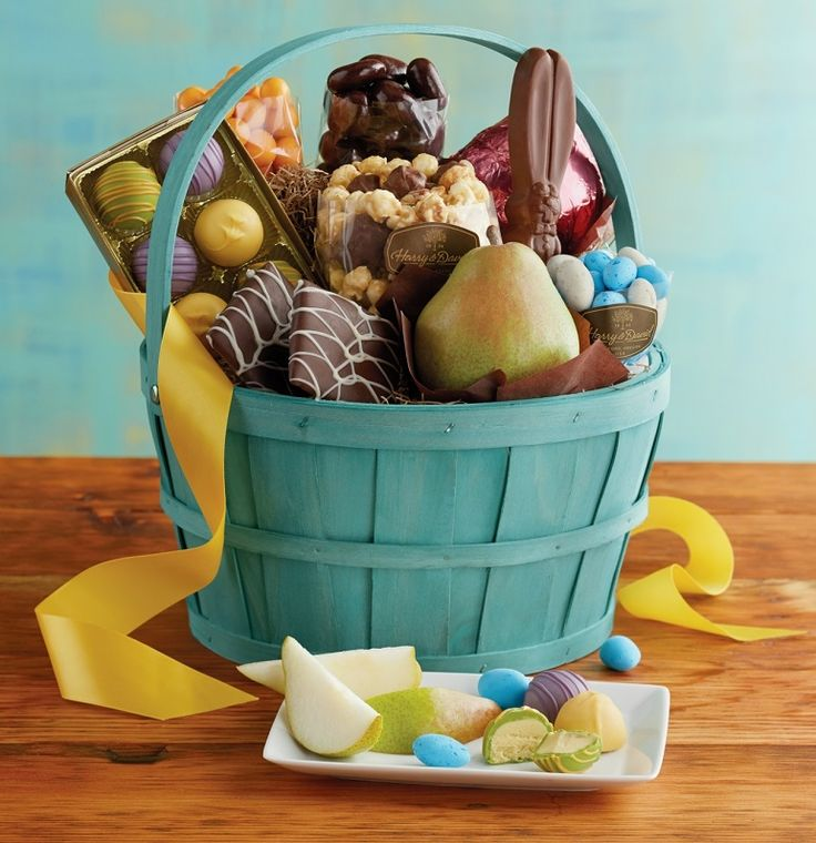 20 best easter baskets images on pinterest easter baskets gift easter baskets delivery couldnt be easier when you order from harry david negle Image collections