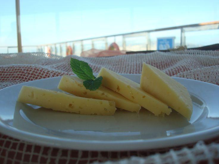 Greek Breakfast- Graviera from Crete