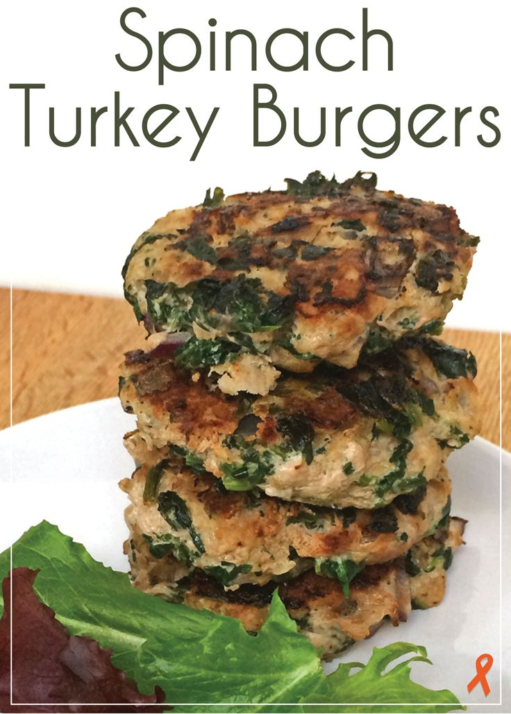 ... turkey burgers may be the healthiest, easiest and best tasting burgers